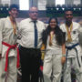 La Corporación Universitaria Empresarial de Salamanca arrasa en los Juegos Nacionales de Taekwondo